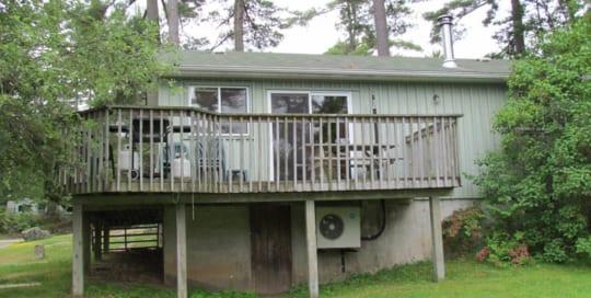 Pine Vista Resort Algoma accommodation exterior