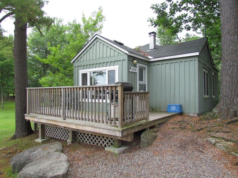 Pine Vista Resort Lakeview exterior